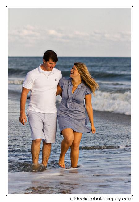 A romantic walk along North Carolina's Southern Outer Banks... S0BX