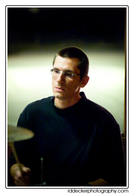Joe: Drums