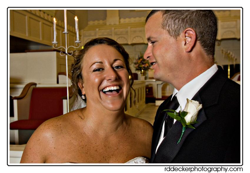 Slideshow of Leslie and Aaron's wedding celebration.