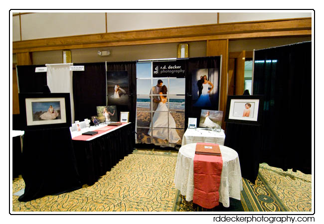 New Bern Bridal Expo, New Bern Convention Center, January 31, 2009
