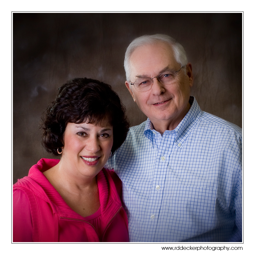 Portrait session for Ray and Denna of Hagerstown, IN.  They were visiting friends in Cape Carteret, NC.