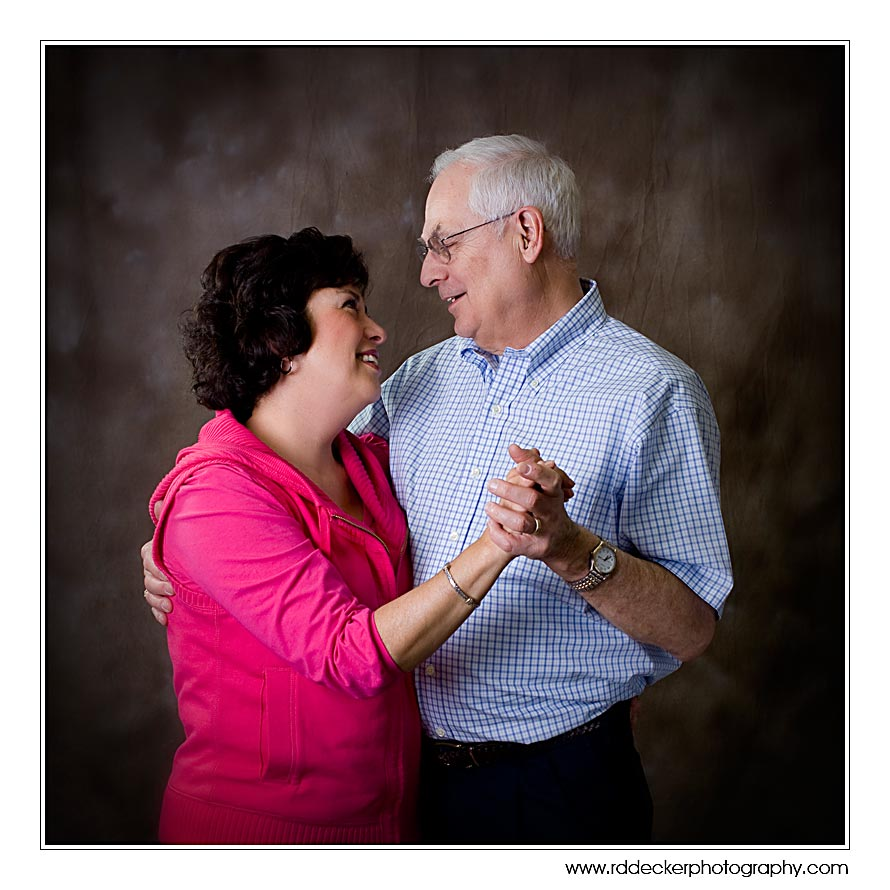Portrait session in our Newport, North Carolina studio.