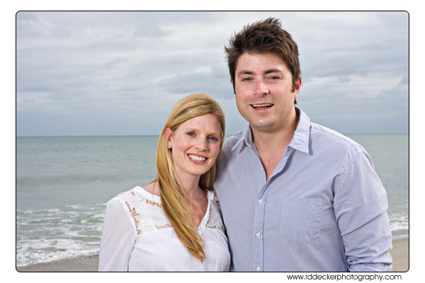 Beach Portraits on the Southern Outerbanks