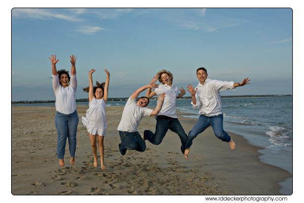 Family Portraits, Morehead City, NC